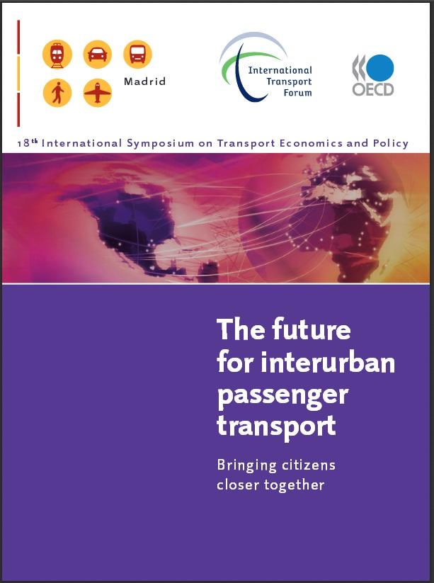 The future for interurban passenger transport. Bringing citizens closer together