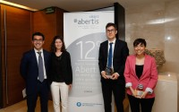 CENIT researchers, winners of the XII Abertis Prize for young researchers