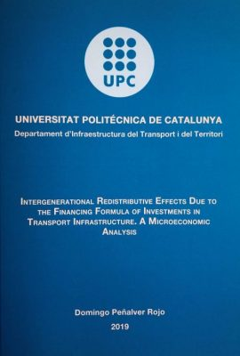 Researcher Domingo Peñalever Published Doctoral Thesis