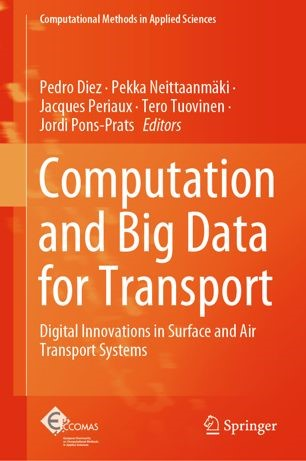 New Data and Methods for Modelling Future Urban Travel Demand: A State of the Art Review