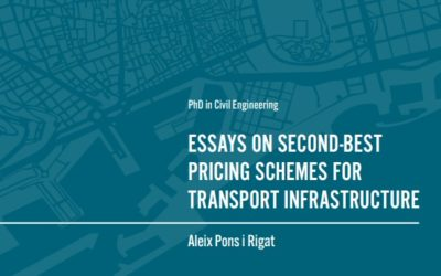 Transport Infrastructure PhD successfully defended