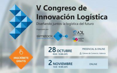 V Congreso de Innovación Logística